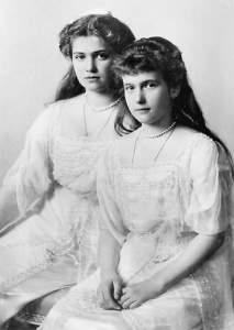 Anastasia & Marie