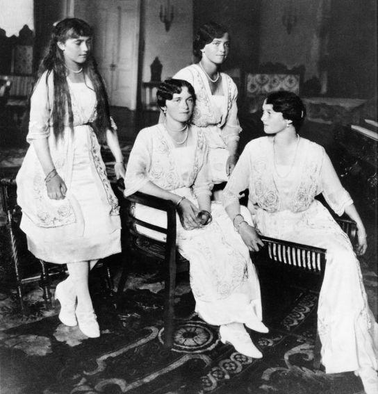 Romanov Sisters