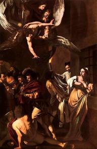 Caravaggio - Seven Works of Mercy