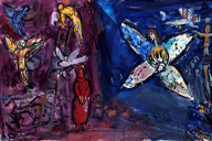 Chagall's Angels