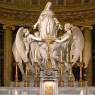 Victorian memorial Angels