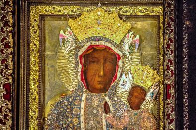 Black Madonna of Częstochowa (Associated with Ezil Dantor)