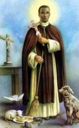 St Martin de Porres (associated with Baron Samedi)