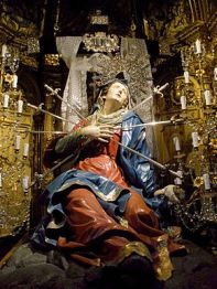 Our Lady of Sorrows (associated with Ezil Freda)