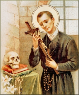St Gerard Majella (associated with Papa Ghede)